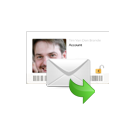 E-mail met een live medium uit Nederland